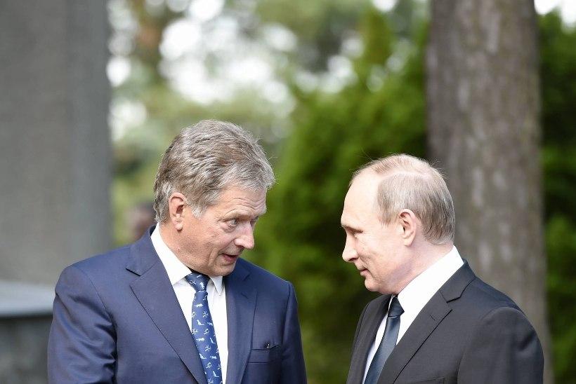 Niinistö ja Putin mekivad Savonlinnas kohalikku käsitööõlut