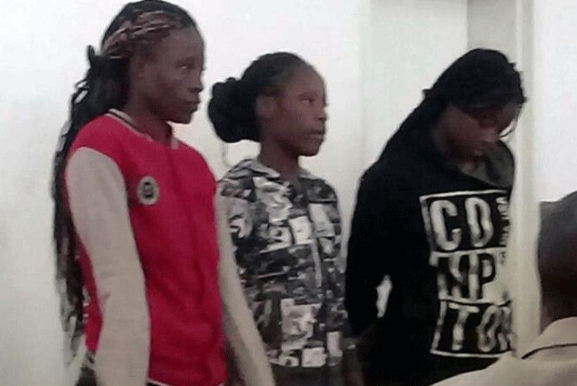 Zimbabwes vägistasid kolm naist kohaliku pastori