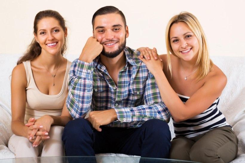 KAS TÕESTI: avatud suhtes ja monogaamsed paarid on sama õnnelikud?!