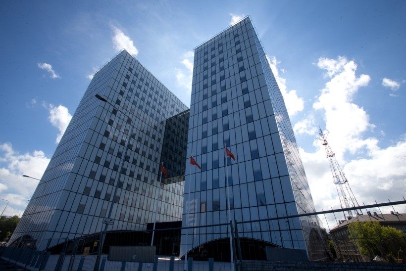 GALERII | EI KULDA, EI KARDA: superministeerium üllatab askeetliku sisekujundusega