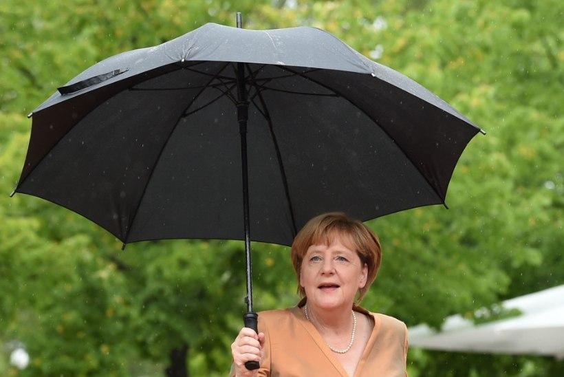 Türgi meedia sõimab Merkelit ja kiidab Mikserit