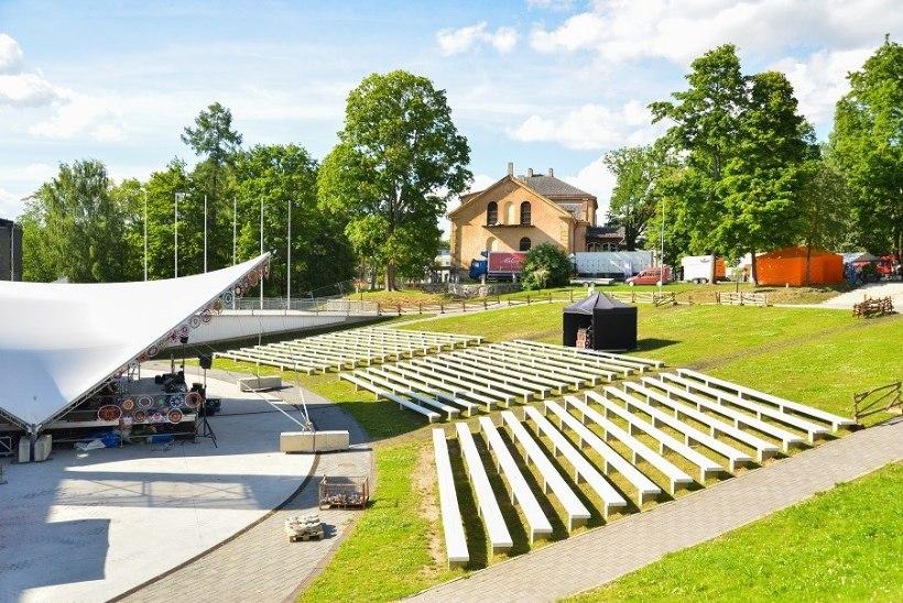 Täna algab XXV Viljandi pärimusmuusika festival!