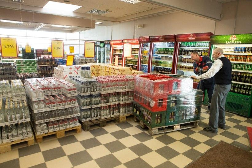 Läti alkoholitootjad paanikas: aktsiisitõus peletab eestlased minema!
