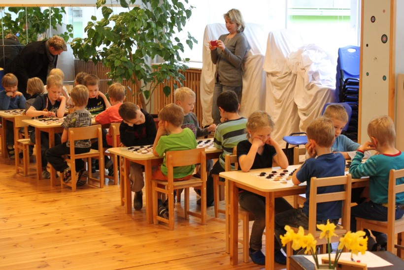 Nõmme kabetreener hoiab lapsed pätitegemisest eemal ja paneb koolis paremini õppima