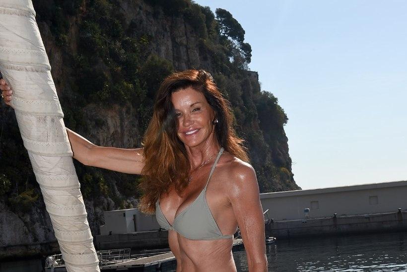 FOTOD | 62aastane Janice Dickinson on tõeline bikiinibeib!