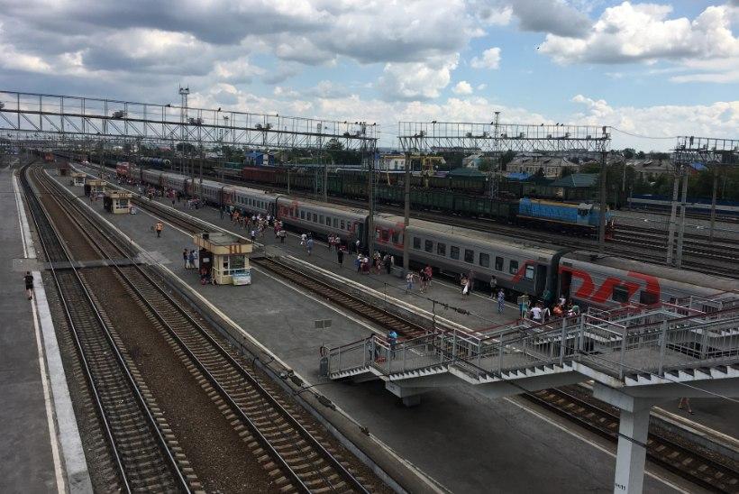 Trans-Siberi lood: miks sõita 5000 kilomeetrit mööda Venemaad?