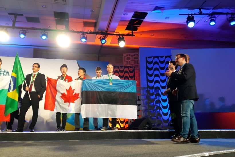 Eesti sai üle 15 aasta matemaatikaolümpiaadilt hõbemedali