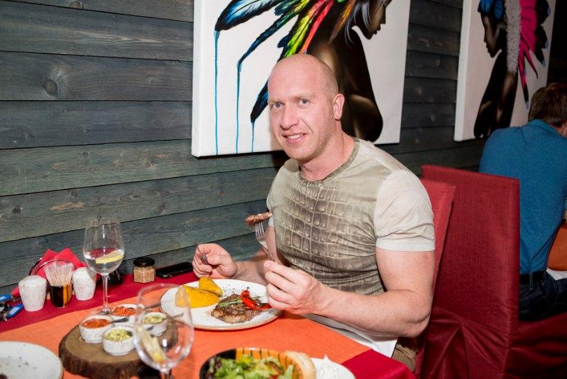 Erik Orgu: ma ei suuda enam mingit rämpsu süüa!