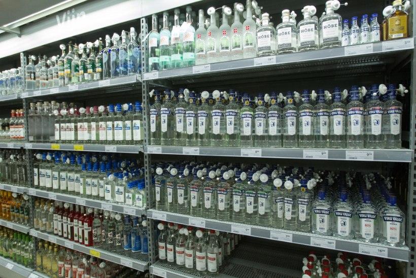 Olukord alkoholiletil: õlu pole ammu olnud nii kallis ja viin nii odav kui praegu