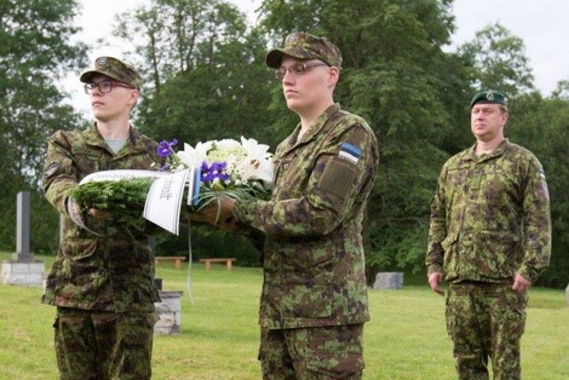 FOTOD | Kaitseväe kaplanid mälestasid Eesti ohvriterohkema lahingu ohvreid