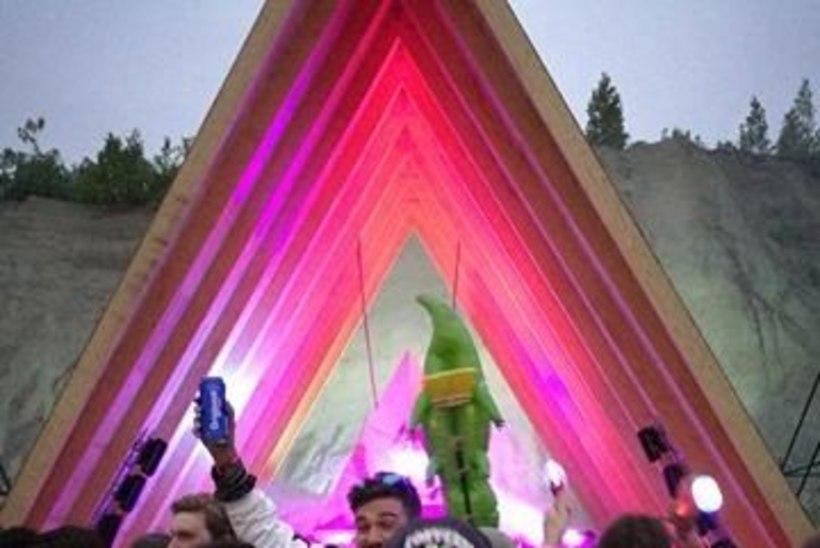 PILDID   Elektroonilise tantsumuusika festival Rummu karjääris - see ei ole mingi tablapidu!