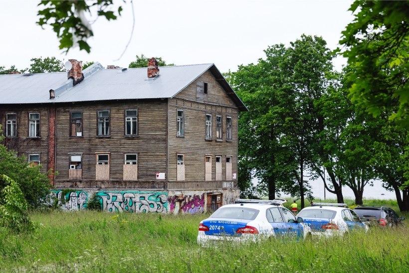 Tallinnas turvamehi tulistanud mees on endiselt jooksus