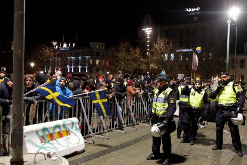 Rootsis on kasvanud radikaliseerunud inimeste arv