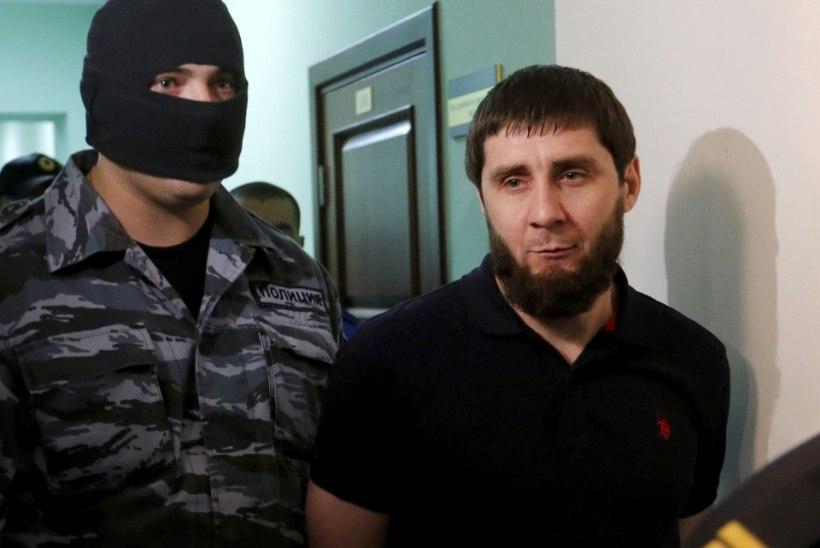 """""""Ma ei ole idioot!"""" – Nemtsovi  mõrvar Dadajev süüd ei tunnista"""