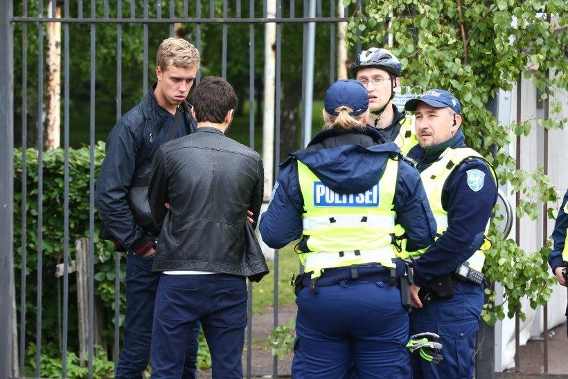 """""""Rossija"""" karjujad andsid politseile aru"""