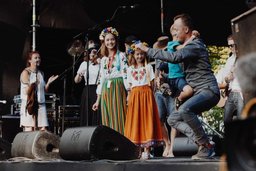Esimest korda Viljandi folgil: kuidas festival mu ära kodustas