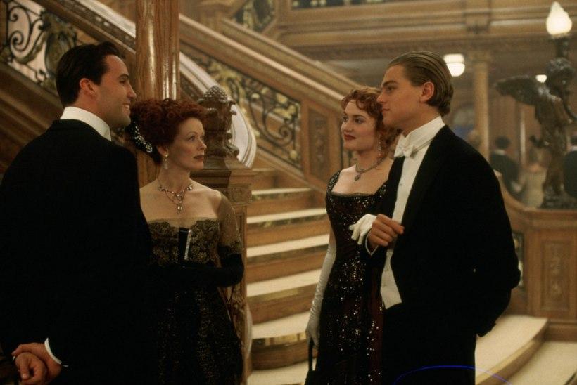 """""""Titanicu"""" tähed kogunesid haruldasele ühisfotole"""