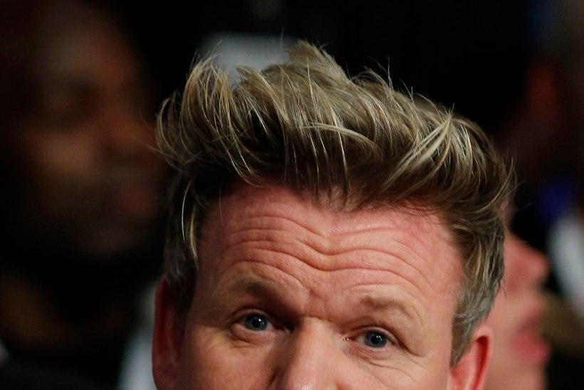 MIS JUHTUS? Tuntud telekokk Gordon Ramsay ei näe uuel Instagrami pildil üldse enda moodi välja!