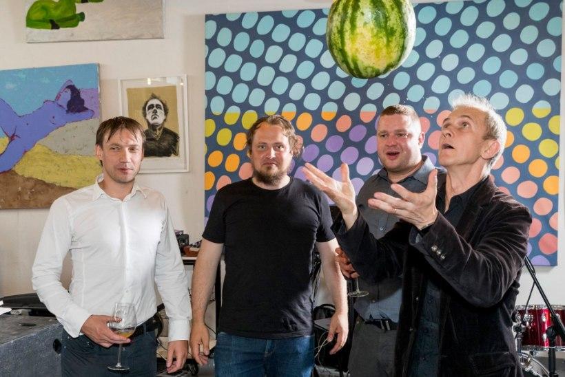 PILDIGALERII | Palju õnne! Tallinn Art Space leidis uue pesa