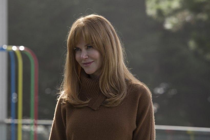 Nicole Kidman: häid rolle leiab nüüd televisioonist