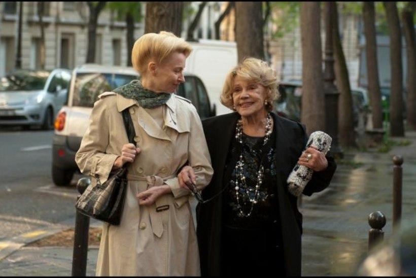 """Suri filmi """"Eestlanna Pariisis"""" täht Jeanne Moreau"""