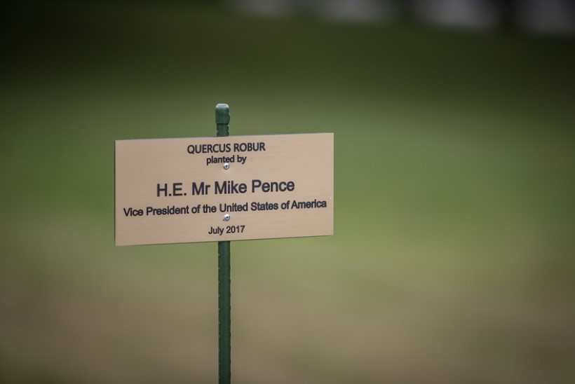 FOTOD | Kindral Terras: Michael Pence'i visiit toimub Eestile olulisel ajal