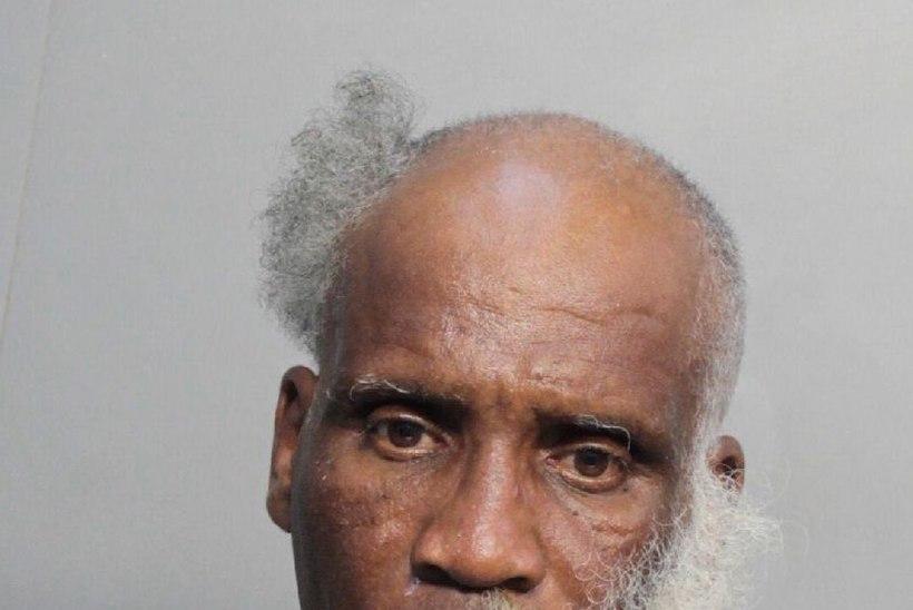 Unustamatu välimusega Kevin Gibson vahistati taas