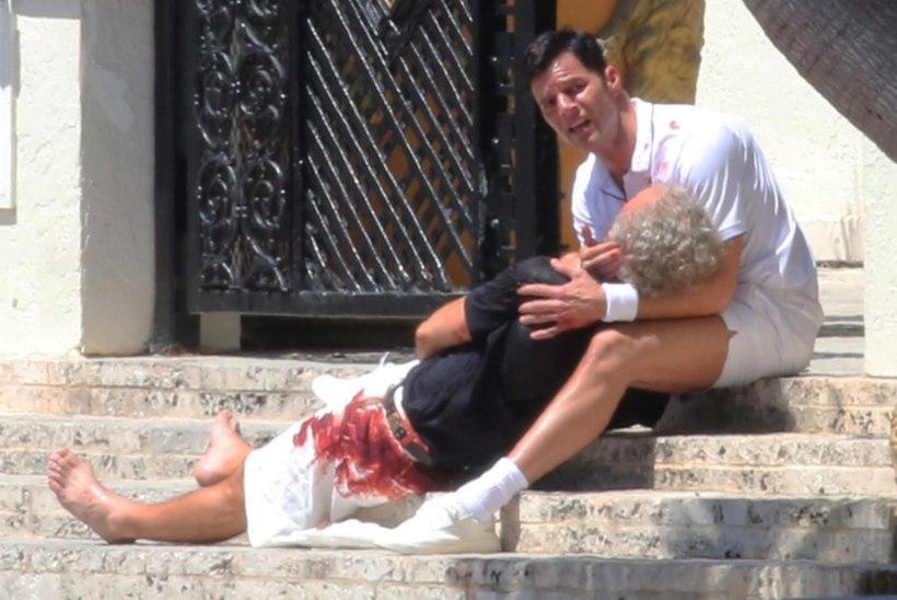 Ekskallim ahastab: Versace surma kujutatakse seriaalis valesti!