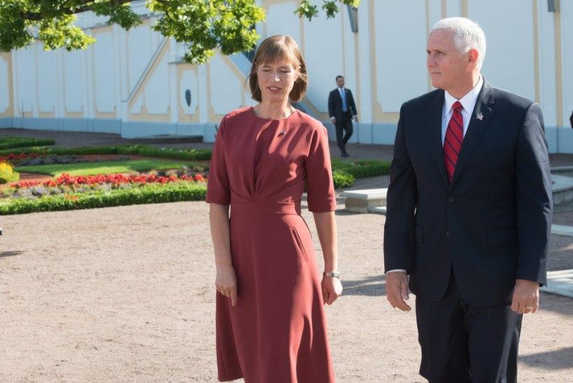 VIDEOD JA GALERII | PENCE: vabaduse tulevik Baltimaades on säravam kui kunagi varem