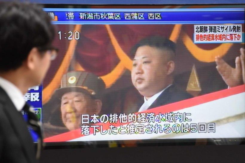 Põhja-Korea teatas edukast raketikatsetusest