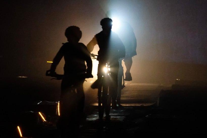 Maa alla rattaga sõitma - EventRent Elamussõitude sarja teine etapp!