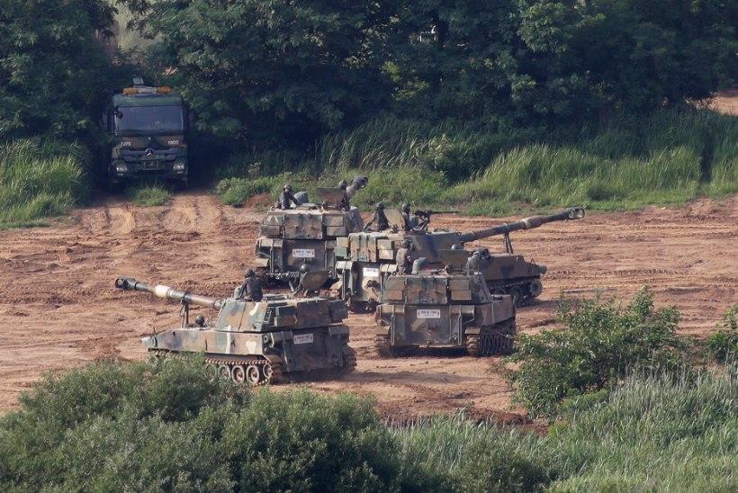 Eesti ostab 75 miljoni euro eest sõjatehnikat