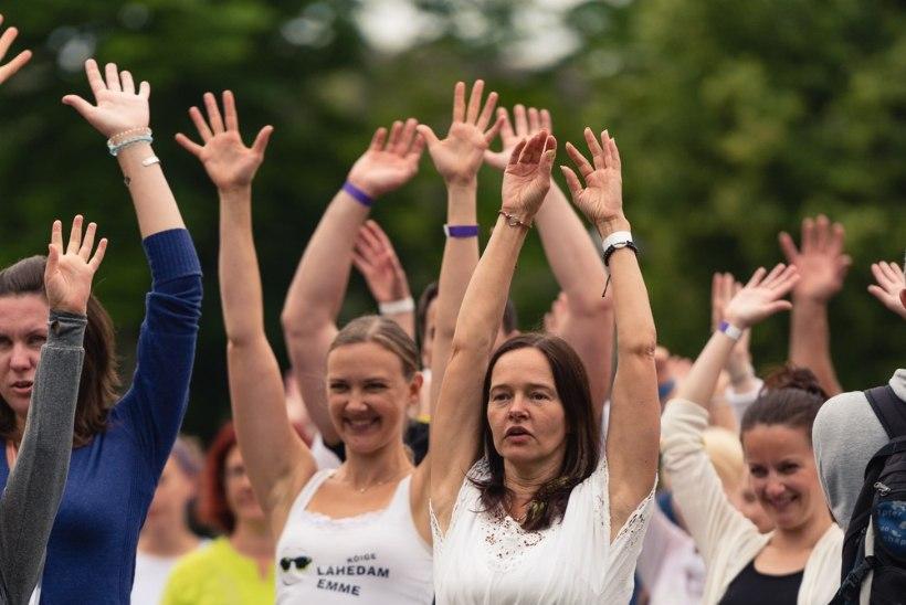 VIDEO | Joogafestival otsib vabatahtlikke!