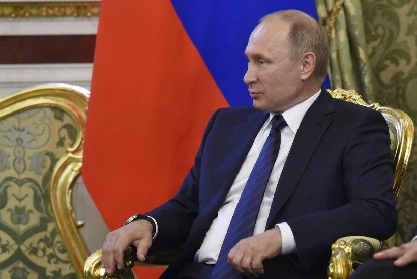 Putin sõidab juuli lõpus Soome