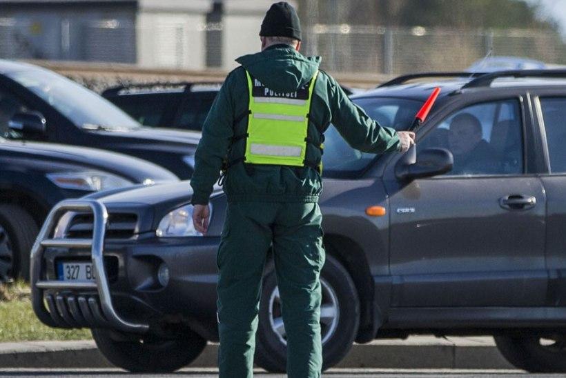 Mupo meeldetuletus Õllesummeri külalistele: jälgige hoolega parkimiskorraldust