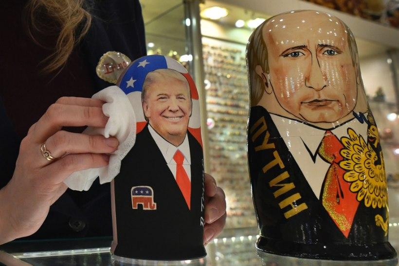 Putin on kohtunud USA presidentidega poolsada korda