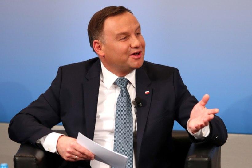 Varssavis kohtuvad homme 13 presidenti