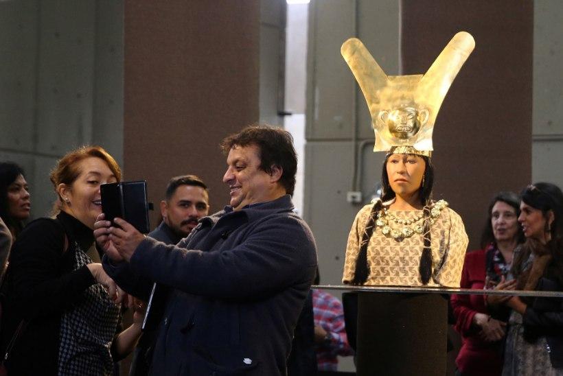 FOTO   Peruus rekonstrueeriti kunagise naisliidri Cao nägu