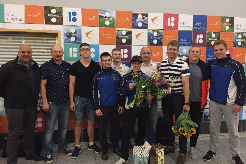 Helary Mägisalu võitis Euroopa meistrivõistlustel pronksmedali!