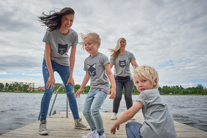 GALERII | Eesti tuntuim lastefotograaf pildistas Pärnus Eesti lastemoodi