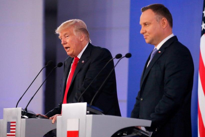 """Trump Põhja-Koreast: """"USA-l on päris karmid asjad varuks"""""""