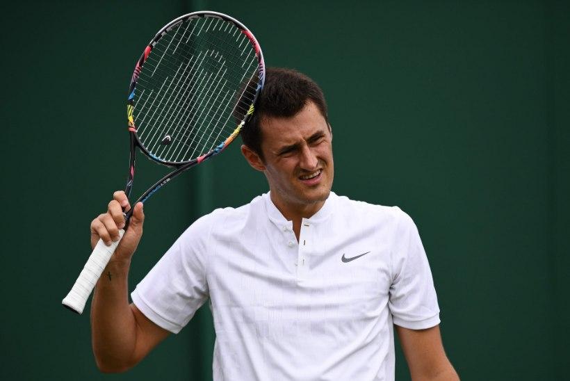 Kuidas panna tennisemaailma ennast vihkama? Wimbledonis kaotanud mängija andis elava õpikunäite!