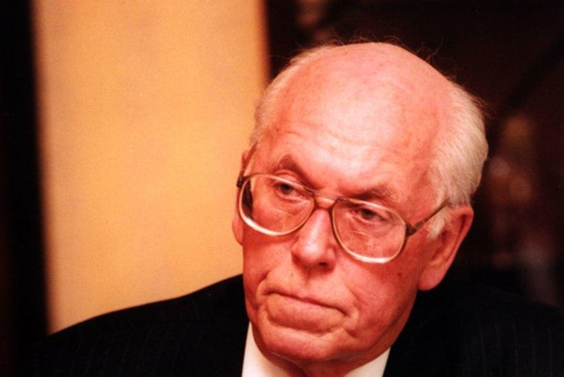 Lennart Meri kõne sundis Putini pahaselt lahkuma