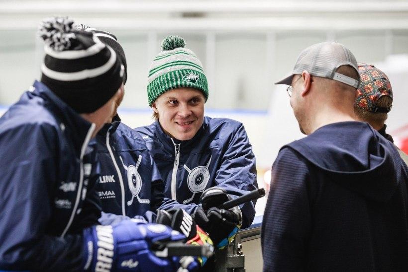 """ÕHTULEHE VIDEO JA GALERII   Kuidas Siim Liivik NHLi staarid Tallinna sai? """"Sõpru aidatakse alati!"""""""