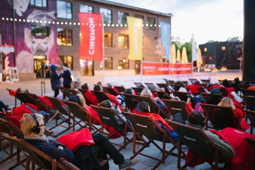 Telliskivis avatud suvekino täidab õhtud Eesti parimate filmidega