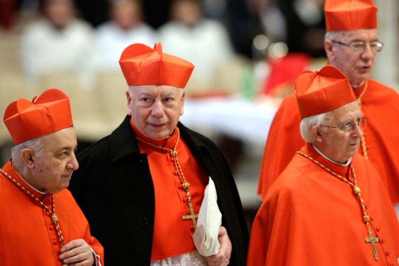 Paavsti nõunik tabati geiorgialt, kust ei puudunud ka narkootikumid