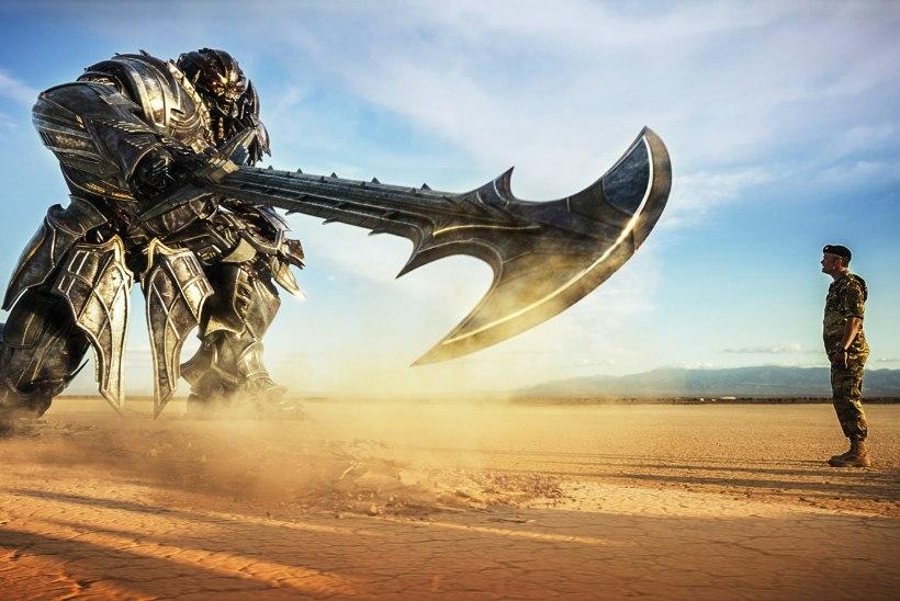 """""""Transformerid: viimane rüütel"""": halb montaaž ja stsenaariumiga võib tagumikku pühkida"""