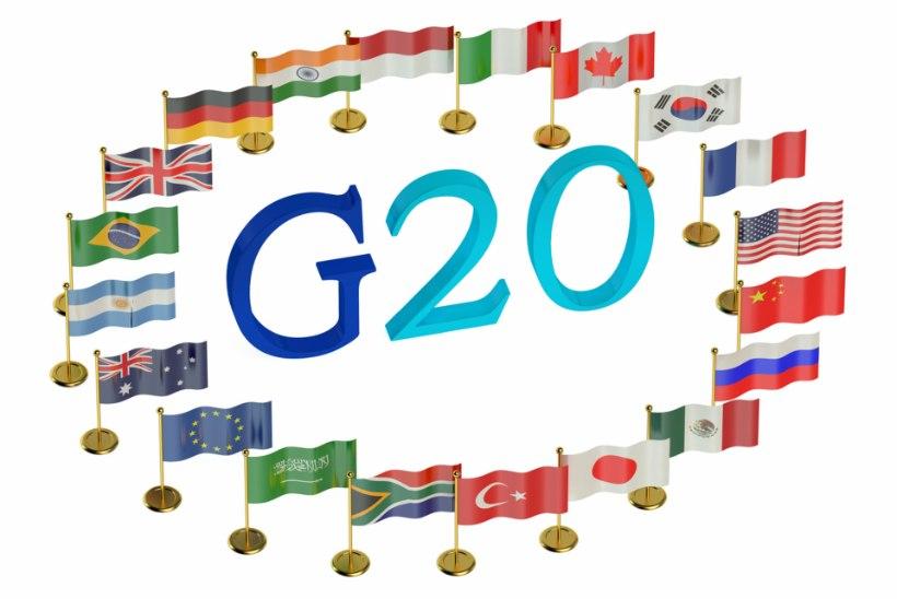 Mida kujutab endast Saksamaal Hamburgis koos olev Kahekümne Grupp (G20)?