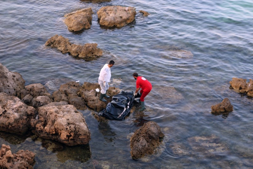 Tänavu on Vahemeres uppunud 2297 põgenikku