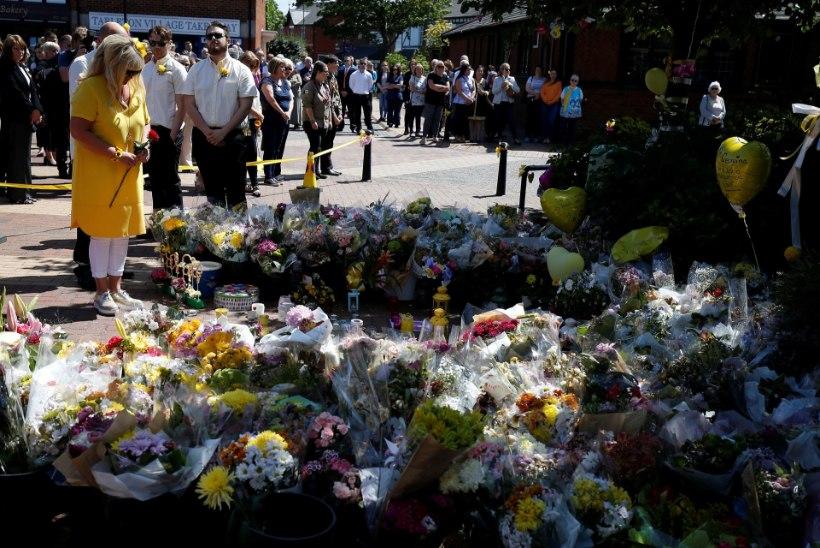 Briti politsei vahistas Manchesteri rünnakuga seotuses kahtlustatava